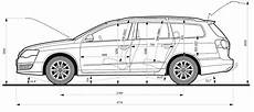Ford Mondeo Station Wagon Dimensions
