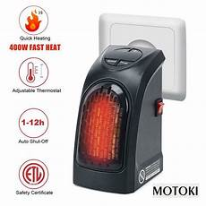 Bakeey 400w Intelligent Mini Space Heater by 400w Mini Portable Uk Electric Wall Outlet Space
