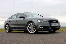 Audi A5 Sportback Bend