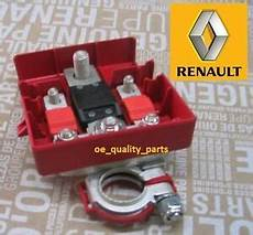 oe genuine renault battery terminal cable cl megane