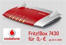 Vodafone Vdsl Fritz Box 7430 In Bestimmten Regionen F 252 R