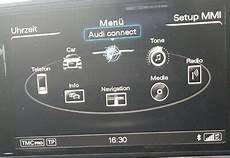 audi brandneues mmi 3g high software navi update 2018 a4