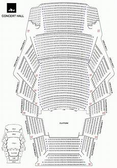sydney opera house concert hall seating plan med billeder