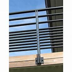 garde corps extérieur aluminium garde corps aluminium 224 remplissage ou barreaudage ax 233 sur
