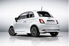 Fiat 500 2016 Facelift Revealed Official Pics Of