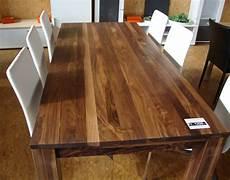 tisch nussbaum edel schn 228 ppchen tisch nussbaum massiv 200 x 90 cm