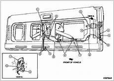 1986 ford bronco wiring diagram 1986 ford bronco tailgate wiring harness ford auto wiring diagram
