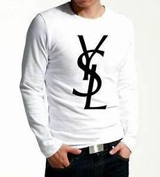 ysl yves laurent mens sleeve t shirt