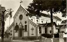 Gereja St Ignatius Kota Toea Magelang