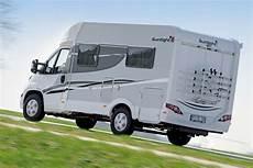 Sunlight T 58 Im Profitest Reisemobil International
