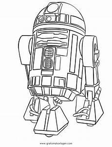 Wars Malvorlagen Quest R2 D2 Gratis Malvorlage In Science Fiction Wars