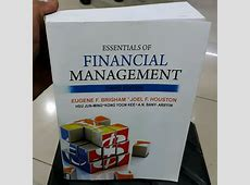 Jual PROMO BUKU ESSENTIALS OF FINANCIAL MANAGEMENT EUGENE