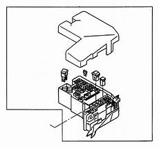 fuse box for 1997 dodge stratus dodge stratus fuse 7 5 7 5 brown engine ms810875 myrtle sc