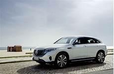 Der Suv Eqc Ist Das Erste Reichweitenstarke E Auto Des