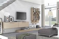 meuble de salon modulable meuble mural salon offrant beaucoup d espace de rangement