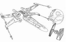 x wing drawing at getdrawings free