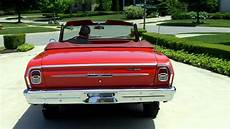 1963 chevy nova ss convertible classic muscle car for sale