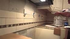 Limestone Backsplash Kitchen Limestone Sonoma Tile Kitchen Backsplash Time Lapse