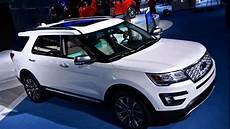 2016 Ford Explorer Towing Capacity 2016 ford explorer towing capacity