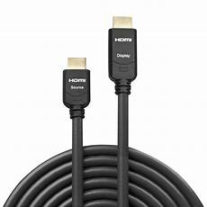 cable hdmi 10m 10m active hdmi 2 0 18g cable from lindy uk