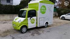 Camionnette Foodtruck A To Z Cars Microcars