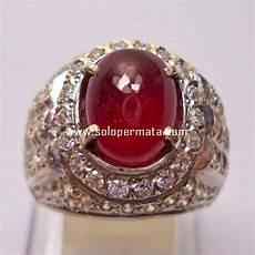 cincin batu permata ruby 21h01 toko online batu akik permata murah