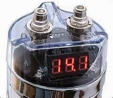 cara pasang kapasitor untuk audio mobil teknovanza audio mobil