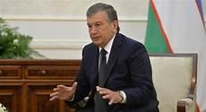 uzbek government headed by prime minister shavkat mirziyoyev resigns akipress news agency