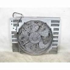 2002 2008 bmw e65 e66 7 series air conditioning ac pusher electric cooling fan ebay