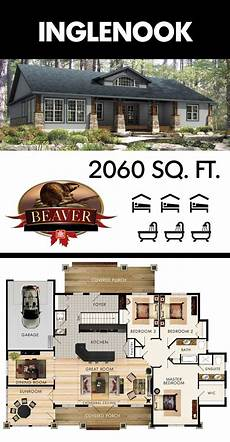 open concept bungalow house plans canada inglenook house plan with loft new house plans beaver