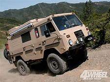 Expedition Vehicles For Off Roading & Camping  4 Wheel