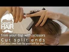 how to do a fade haircut with scissors funnydog tv