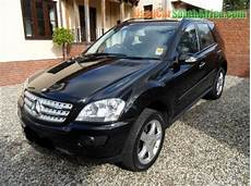 mercedes ml 270 gebraucht 2007 mercedes ml 270 used car for sale in south