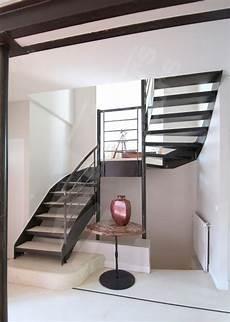escalier 2 4 tournant dt21 169 photo philippe cluzeau