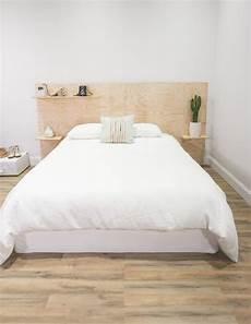 tetes de lit originales 1001 id 233 es pour fabriquer une t 234 te de lit en bois