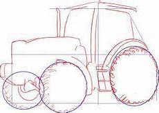 Comment Dessiner Un Tracteur 233 Par 233