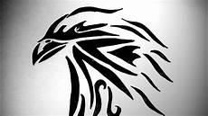 aigle dessin facile dessin tribal aigle