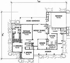 bhg house plans first floor plan image of featured house plan bhg 5390