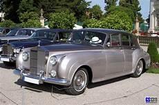 1959 1962 Rolls Royce Silver Cloud Ii The Silver Cloud