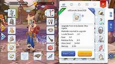 ragnarok mobile how to level upgrade your equipment