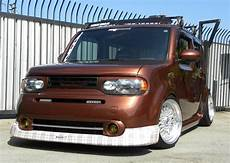 Modified Nissan Cube 6 Tuning