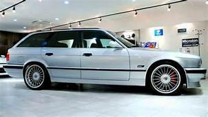 BMW E34 Alpina B10 46 Tourİng Swıtch Tronıc / 1996  YouTube