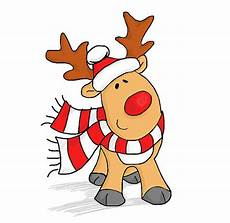reindeer quotes clip library