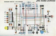 tech series kawasaki kz650 wiring diagrams phscollectorcarworld
