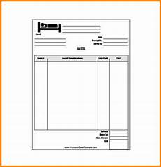 image result for indian hotel bill format in word free download word free invoice format in