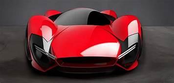 WordlessTech  Ferrari Supercar Concepts For 2040