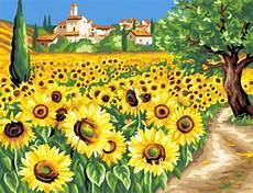 vbs malen nach zahlen 187 malen nach zahlen sonnenblumen 171 38