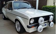 For Sale 1980 Ford Mk2 With 2l Zetec