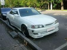 Spottedcars In Moscow Toyota Chaser Avante