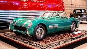 1954 Pontiac Bonneville Special  Ferraris Sell For
